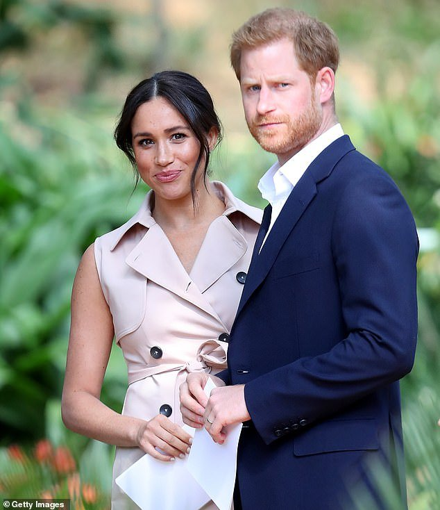 Meghan Markle has told friends there