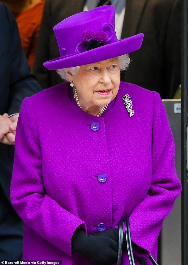 The Queen, 93, is publicly supportive of Prince Harry and Meghan Markle