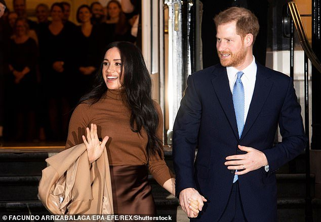 Police in Canada have today revealed that they will stop paying Prince Harry and Meghan Markle