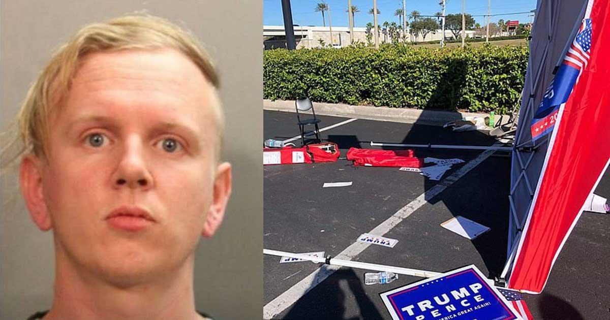 2 panel 14.jpg?resize=412,232 - Florida Man Charged With Crashing Car Into A Crowd of Donald Trump Supporters