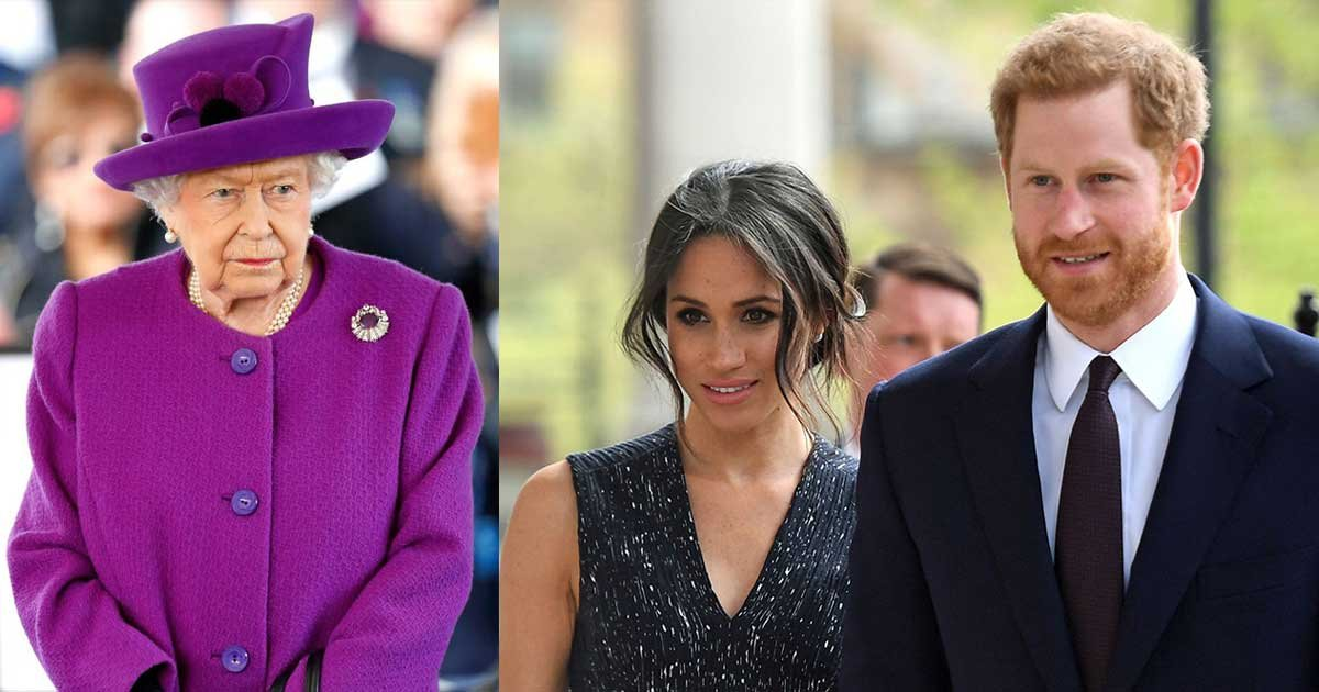 """2 panel 21.jpg?resize=412,232 - Queen Elizabeth Bans Meghan Markle And Prince Harry To Use The """"Sussex Royal"""" Brand"""