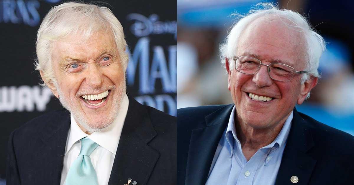 2 panel 24.jpg?resize=1200,630 - Dick Van Dyke Endorses Bernie Sanders, Urges Fellow Boomers To Vote For Him This November