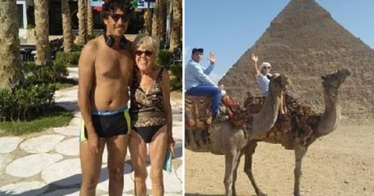 3 3.png?resize=1200,630 - Egyptian Toyboy, 35 Years Old Proves His Genuine Love With British Grannie Who is 80 Years Old