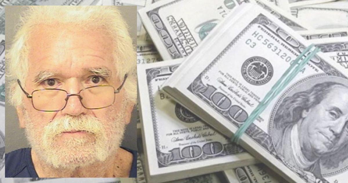 3banco.jpg?resize=1200,630 - No Podrás Creer Por Qué Le Perdonaron El Delito A Este Viejo Ladrón De Bancos