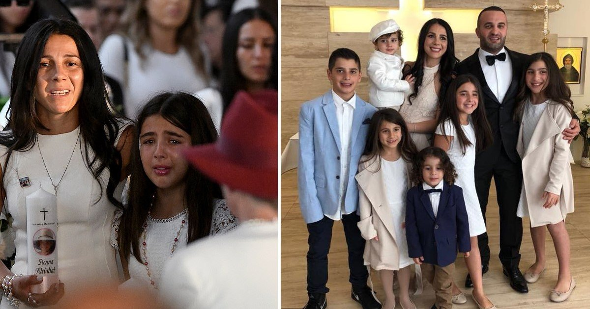 4 39.jpg?resize=412,275 - A 10-Year-Old Had To Say Her Last Goodbyes To Her Three Siblings Who Passed From An Accident