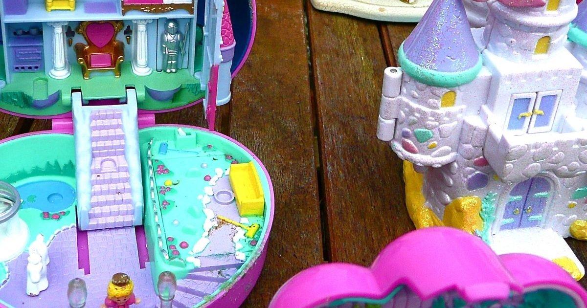 4431435477 d881d81711 o polly pocket e1582301520638.jpg?resize=1200,630 - Nostalgie : Les Polly Pockets, tant populaires dans les années 90, valent aujourd'hui une petite fortune !