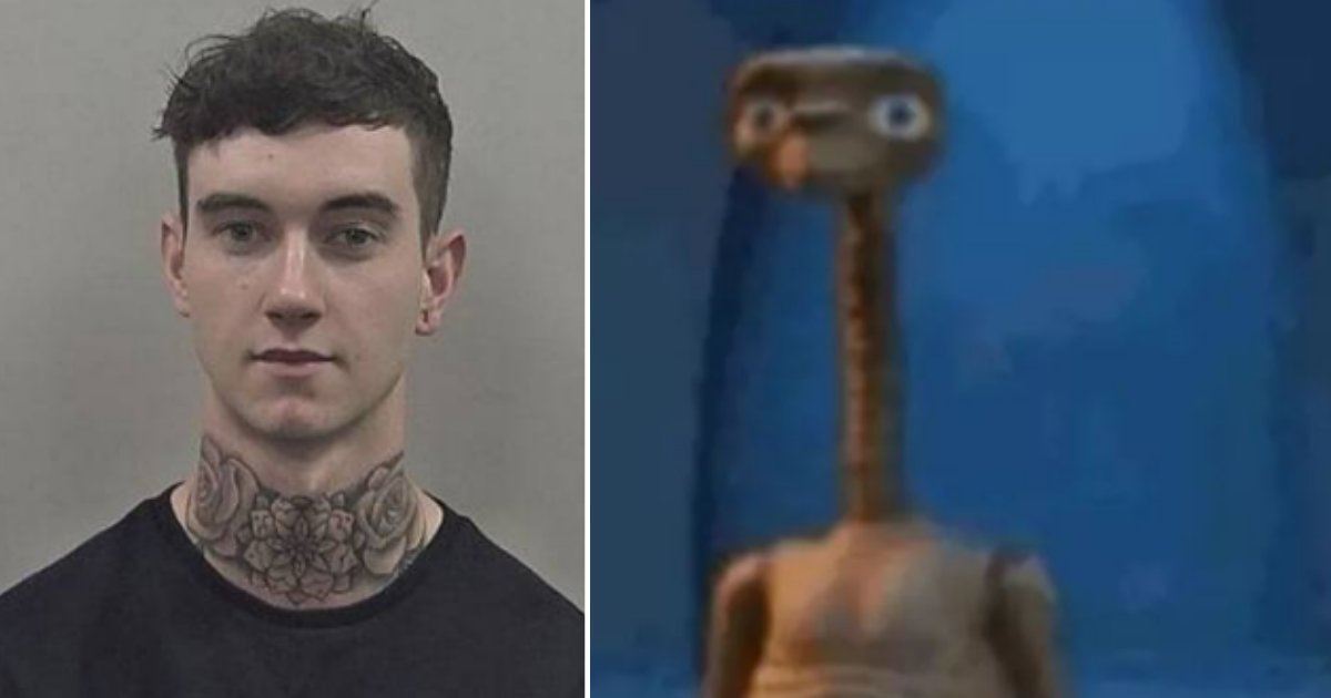 5 4.png?resize=1200,630 - The Mug Shot of This Man From Grimsby Became Famous for the Length of His Neck
