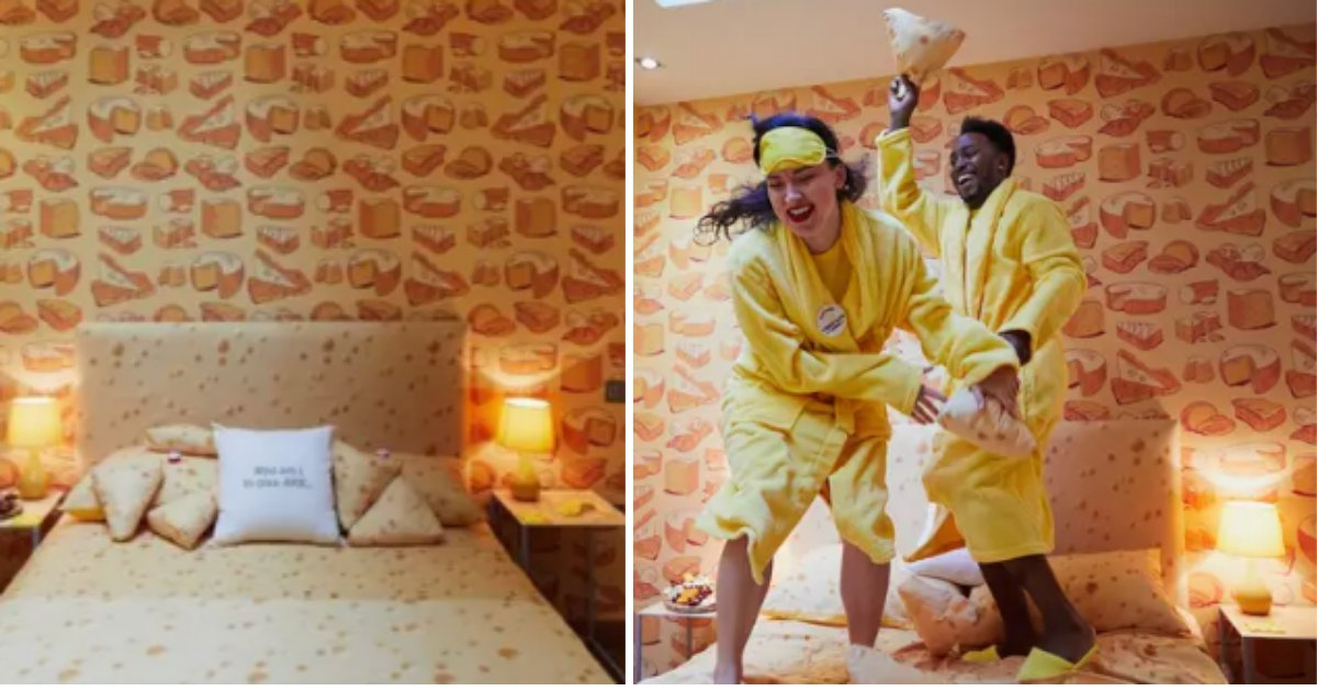5.png?resize=1200,630 - The World's First Cheese Based Hotel Suite In The UK