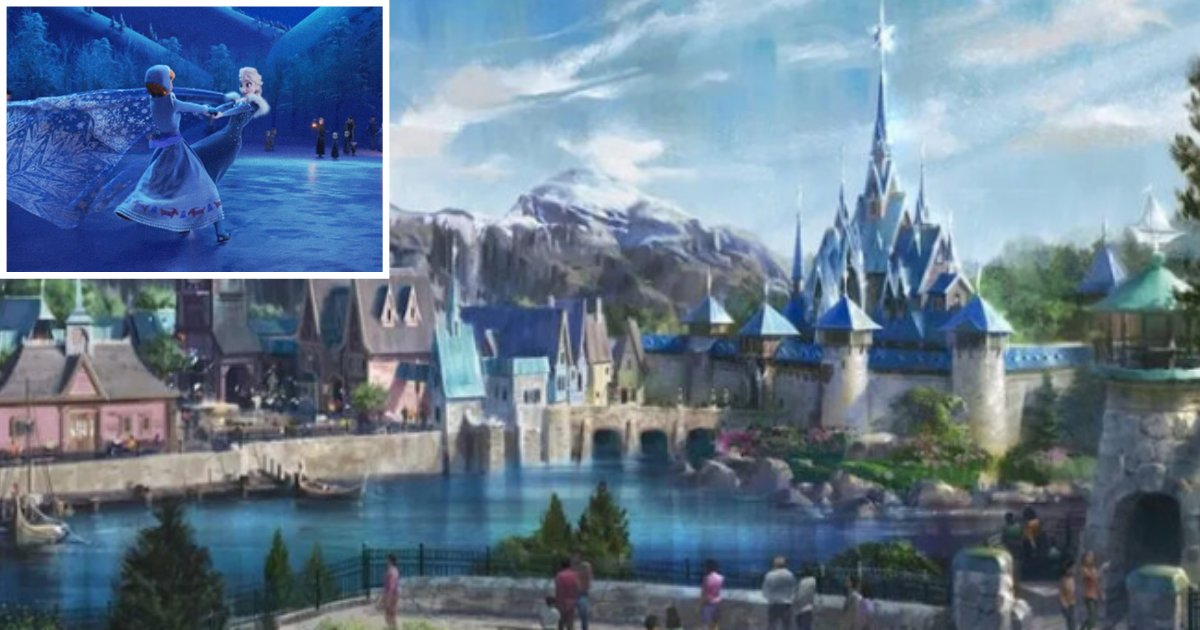 8 6.png?resize=300,169 - New and Innovative Look for Frozen Land Added to Paris Disneyland