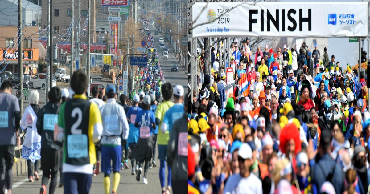 a 11.jpg?resize=412,232 - 【東京マラソン】一般参加者の出場減を検討か、全面取りやめも視野に…