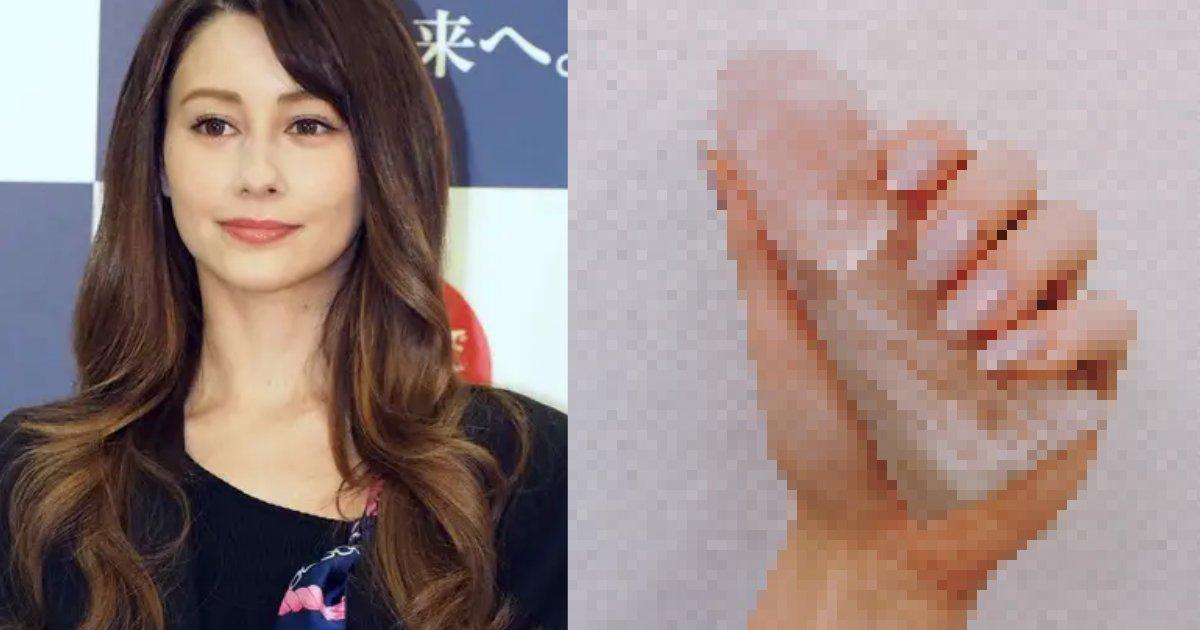 akemi.png?resize=1200,630 - ダレノガレ明美が握る水晶石の形が絶妙すぎてもはや男の「アレ」にしか見えないと話題に