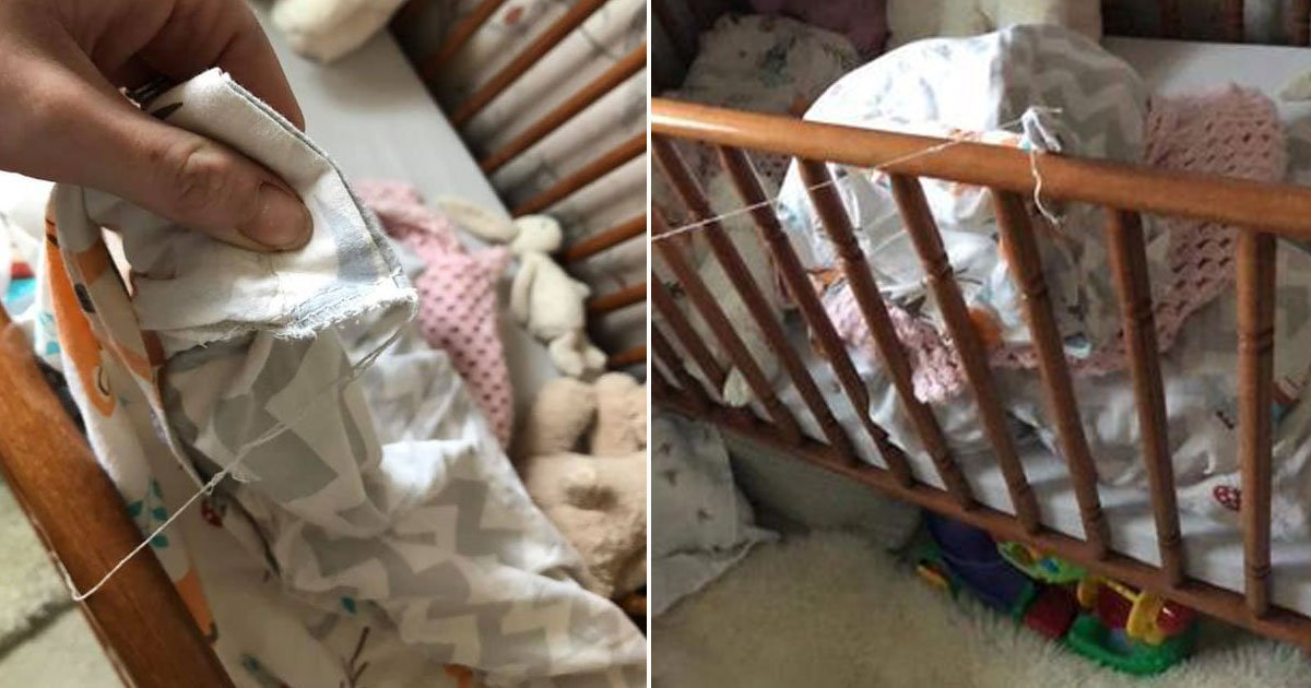 Mother Issued A Warning After An Aldi Baby Sleeping Bag ...