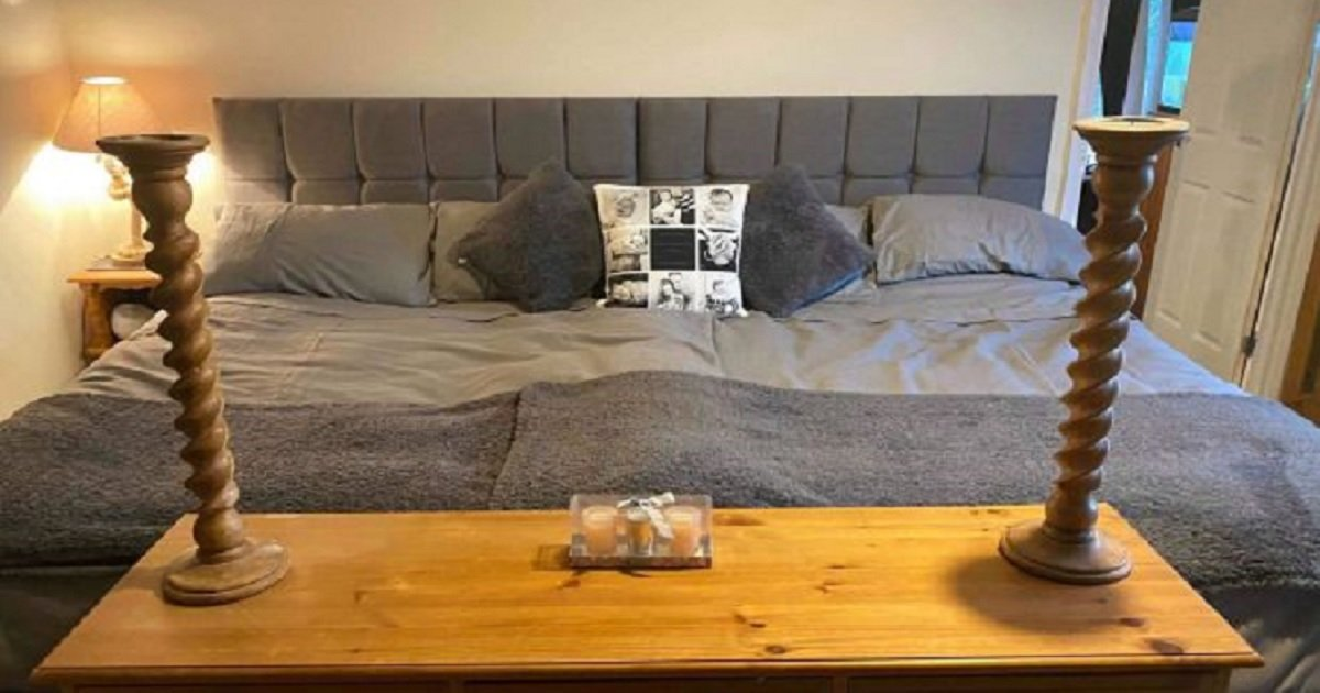 b3 5.jpg?resize=412,232 - A Mom Who Was Tired Of Her Kids Hogging All The Space Made A Massive 9-Foot Bed