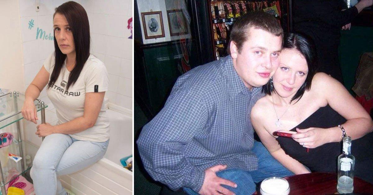 boyfriend stalked woman slept bathtub in dark.jpg?resize=1200,630 - Woman Slept In A Bathtub In The Dark For Seven Months Because Of Her Crazy Ex-boyfriend