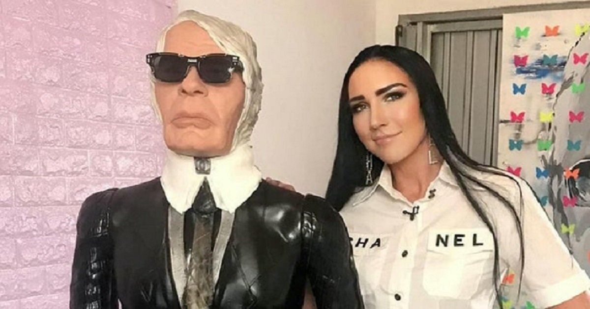 c3 5.jpg?resize=1200,630 - Confectionery Artist Took 11 Days To Build The Life-Sized Karl Lagerfeld Cake