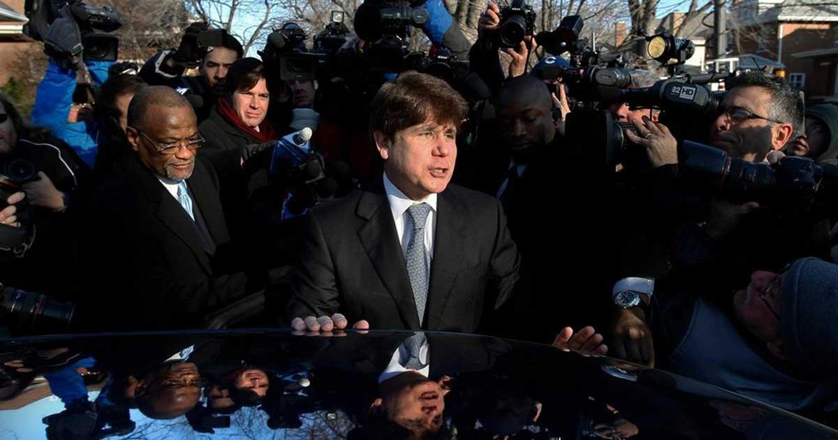 charles rex arbogast associated press.jpg?resize=412,232 - President Trump Commutes Rod Blagojevic's 14 Year Sentence, Pardons Three Other