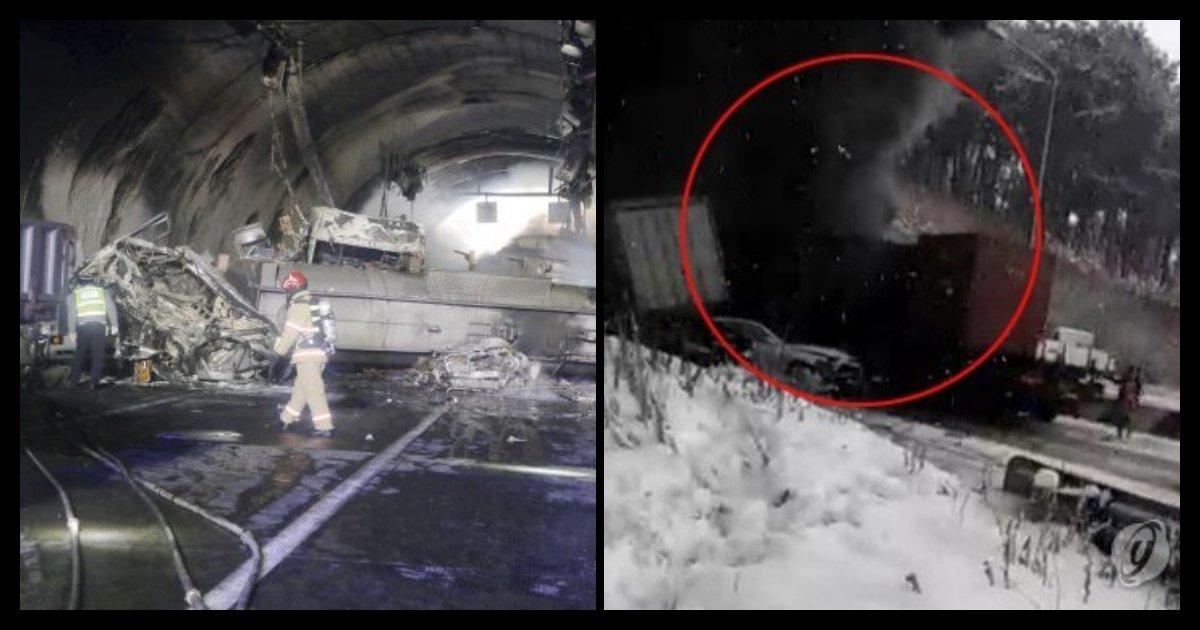 collage 170.png?resize=300,169 - (속보)순천~완주 사매터널서 시신 한 구가 추가발견됐다...사망 5명·부상 43명