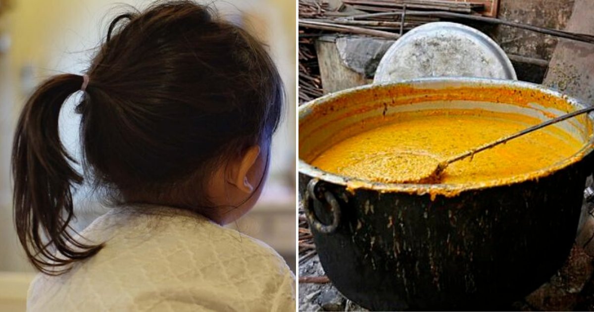 curry4.png?resize=1200,630 - 3-Year-Old Girl Passed Away After Falling Into A Pot Of Curry While School Cook Had Headphones On