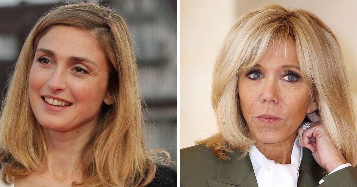 design sem nome 2020 02 13t101317 527 e1581622936471.jpg?resize=1200,630 - Brigitte Macron : Julie Gayet lui déclare la guerre par SMS car elle n'a pas été convié à un déjeuner à l'Elysée