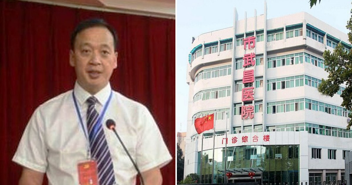 doctor7.png?resize=412,232 - Head Of Wuhan Hospital Passed Away From Coronavirus, Health Officials Confirmed