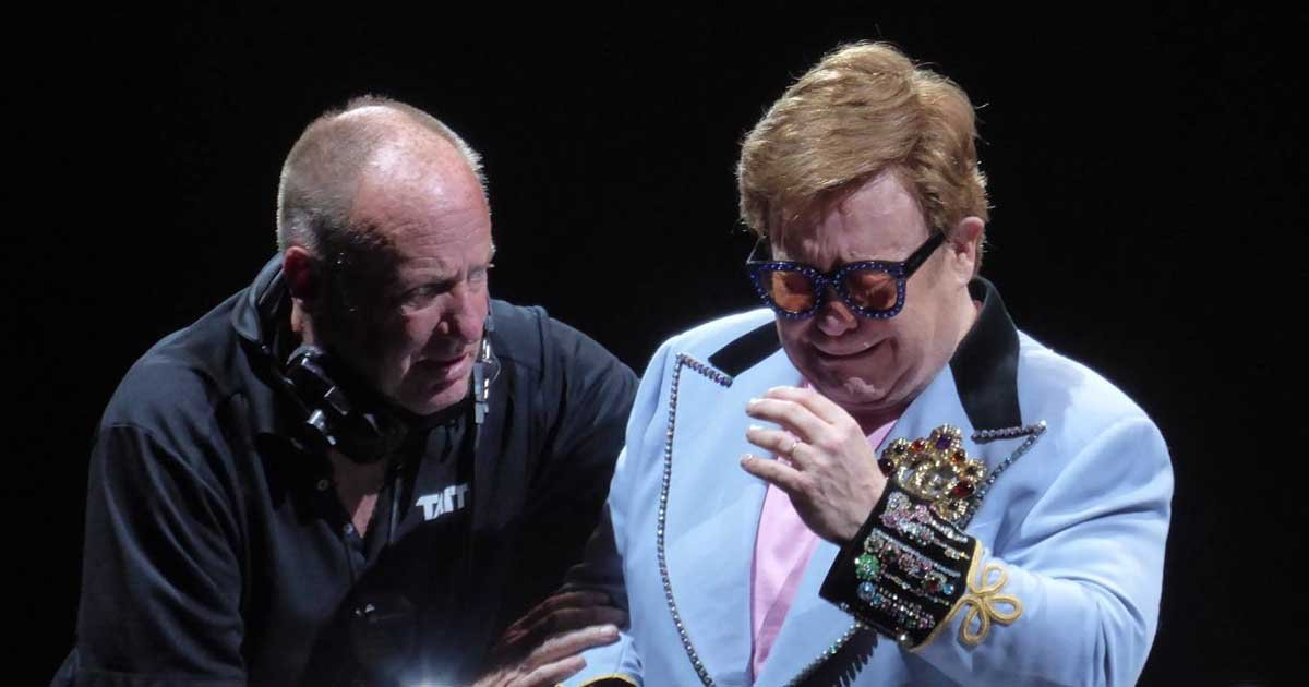 elton.jpg?resize=412,232 - Sir Elton John Breaks Into Tears And Halts New Zealand Gig After Receiving Pneumonia Diagnosis