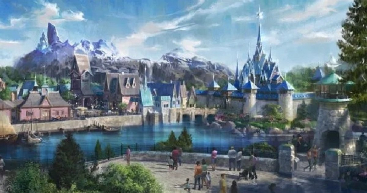f3 3.jpg?resize=1200,630 - Disney Released Breathtaking Images For Its New Theme Park, 'Frozen Land'