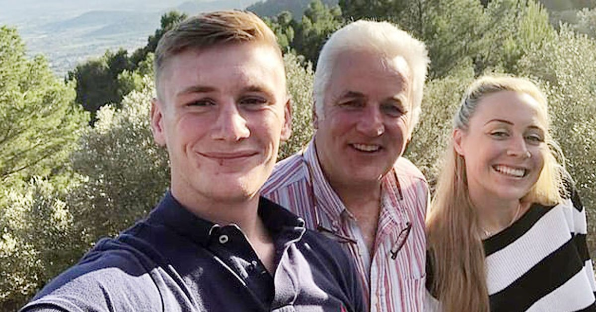 family pay damaged scooter son died.jpg?resize=412,232 - Devastated Family Forced To Pay For The Damaged Motorcycle After Losing Their Son