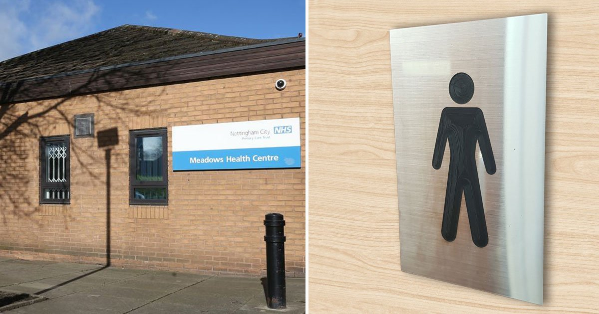father wet himself gp surgery.jpg?resize=1200,630 - 45-Year-Old Father Wet Himself After He Was Denied Using The Toilet At GP Surgery