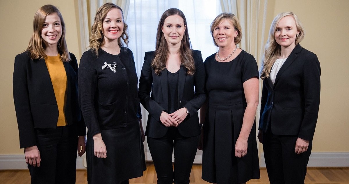 Girl Power En Finlande C Est Les Femmes Qui Ont Le