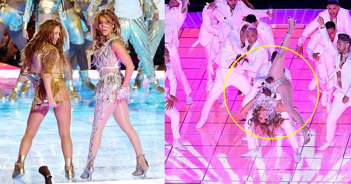 ggsdsdg.jpg?resize=412,232 - Shakira And J.Lo's Super Bowl Halftime Show Ignites Over 1300 Complaints To FCC By Outraged Parents
