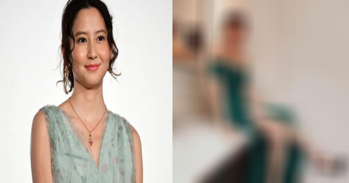kawakita dores kirei.png?resize=1200,630 - 河北麻友子、大胆なドレス姿に大反響「めちゃくちゃ綺麗!」「セクシー!」