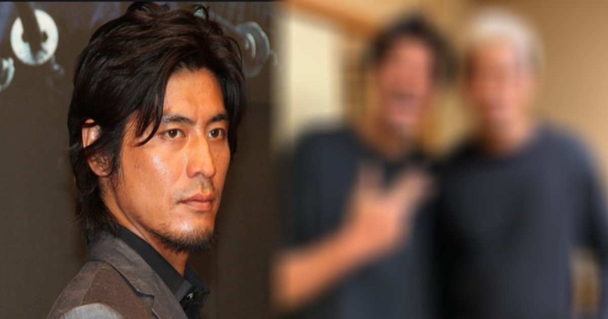 kenji yukio sakaguchi.png?resize=366,290 - 難病で活動休止中の坂口憲二、兄・征夫との2ショットに「素敵な兄弟」「元気そうで何より」