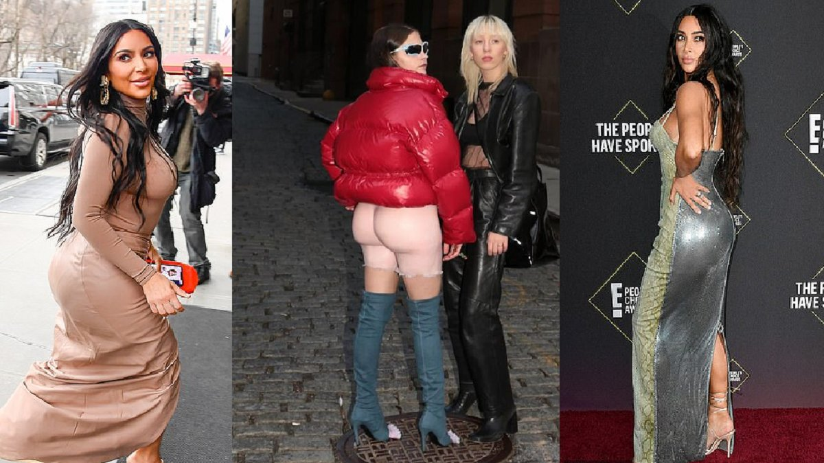 kim.png?resize=412,232 - Artists Created 'The Bum' Which Is Kim-Inspired Biker Shorts