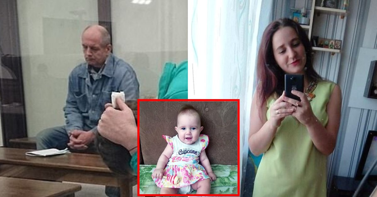 kolb6.png?resize=1200,630 - Man To Be Executed And Mother Faces 25 Years In Prison After 8-Month-Old Girl Passed Away
