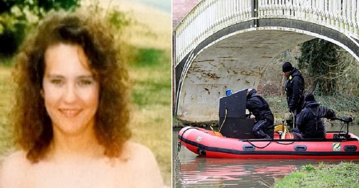 m3.jpg?resize=1200,630 - Police Searched A Canal For A Missing Teen Mother Who Vanished 30 Years Ago