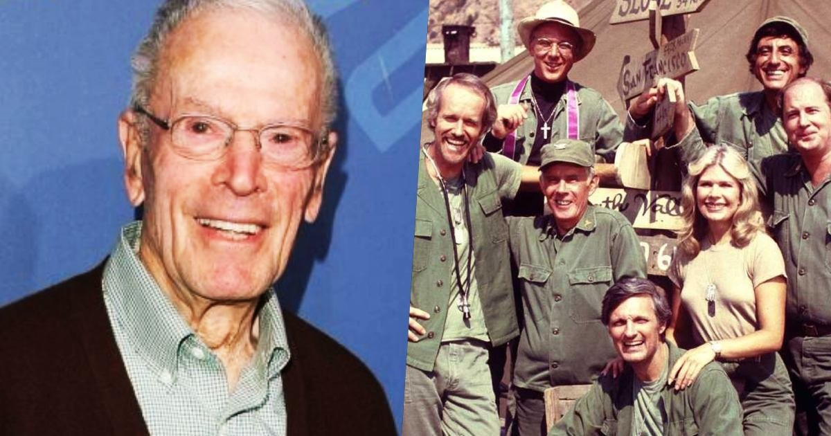 mash thumbnail.jpg?resize=1200,630 - Gene Reynolds, 'M*A*S*H' Co-creator and Longtime Television Producer, Dies at 96