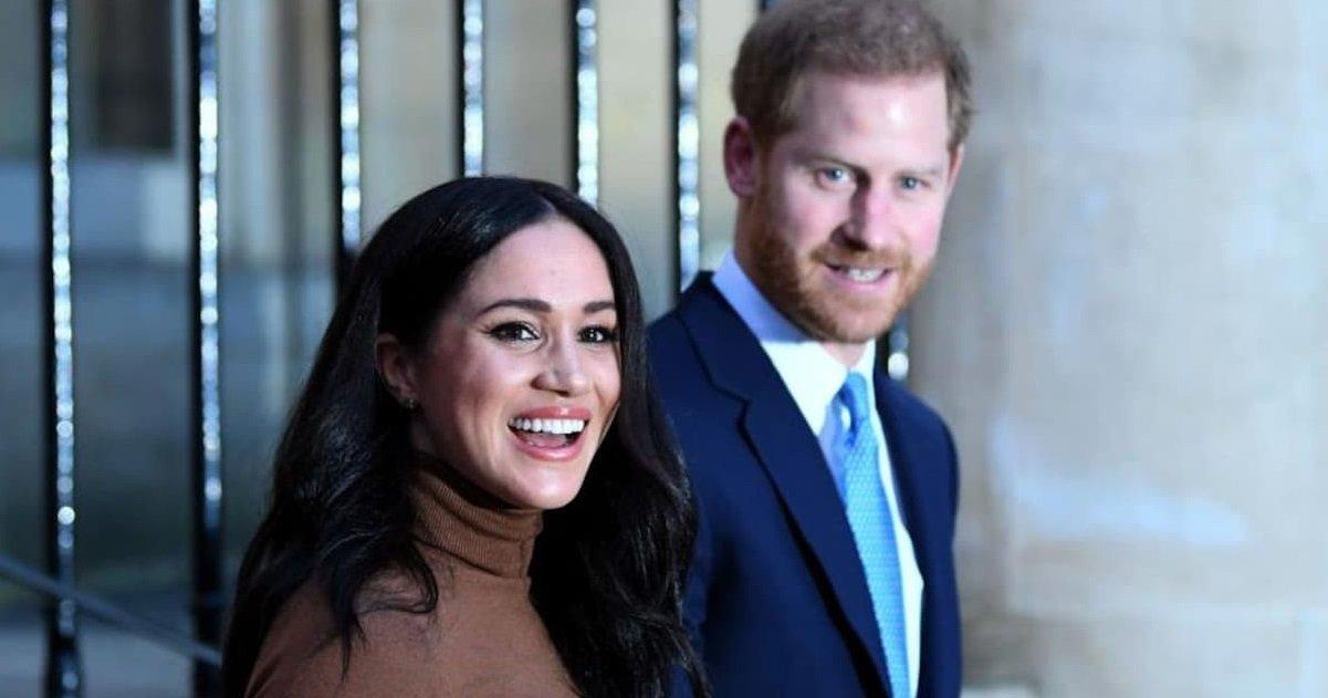 meghan et harry.jpg?resize=412,232 - Changement de vie: Meghan Markle transforme le prince Harry en un nouvel homme