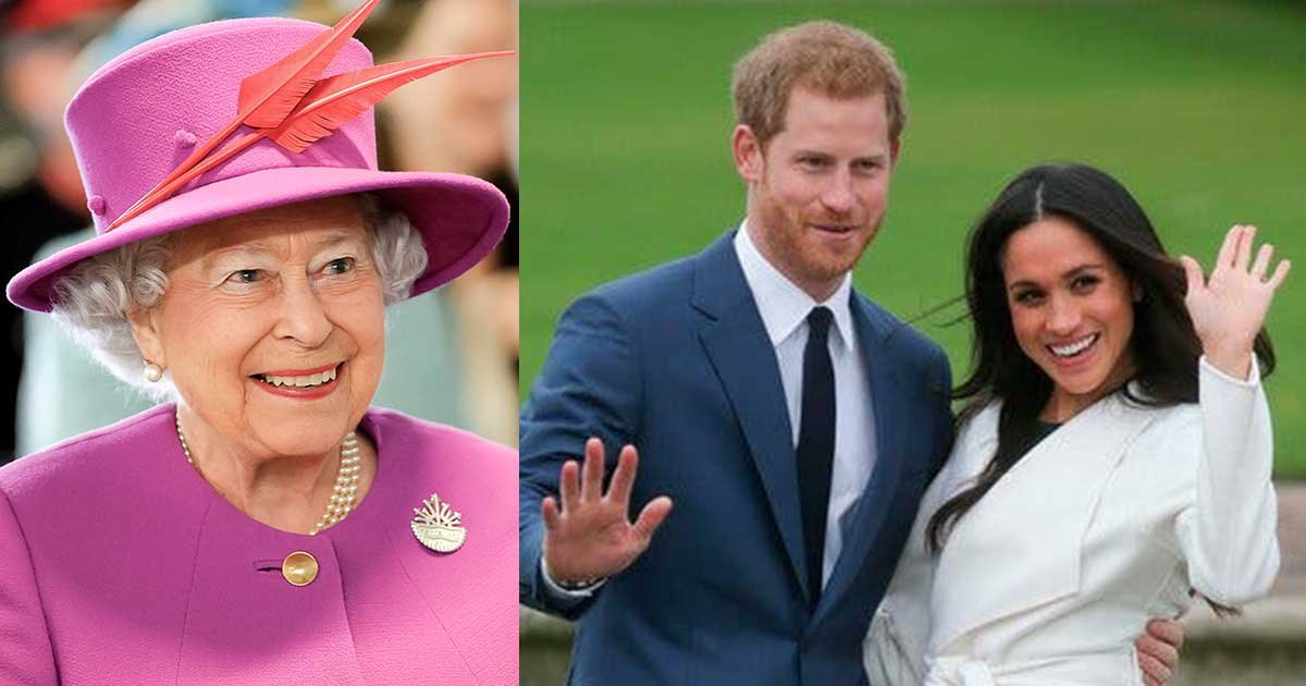 merlin 166845105 c3ef0f5d 59f1 4a3c ac4a a78f1694d53e articlelarge.jpg?resize=1200,630 - Queen Elizabeth Requests for Prince Harry, Meghan Markle and Baby Archie's Return to U.K.