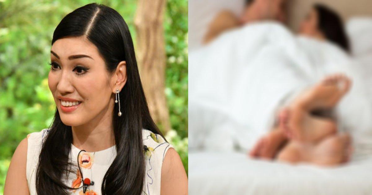 mika.png?resize=412,232 - アンミカが寝る前に夫と必ずやる「あの行為」が斬新すぎると視聴者騒然?