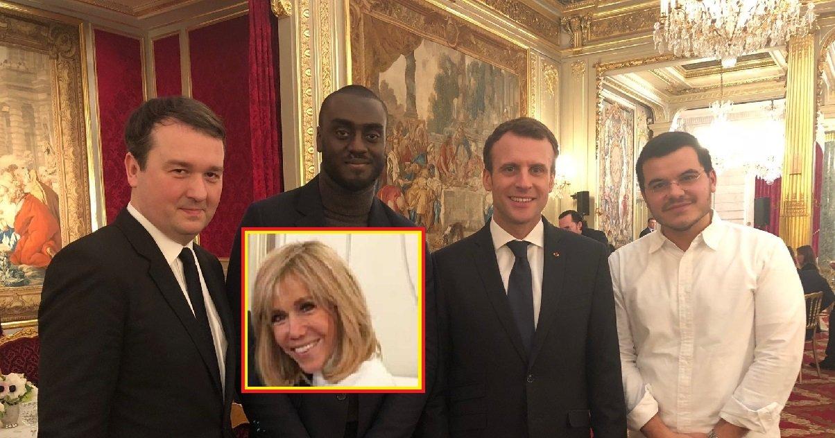 """mode.jpg?resize=300,169 - Découvrez la superbe tenue que Brigitte Macron portait pour le """"dîner des créateurs de mode"""" à l'Élysée"""