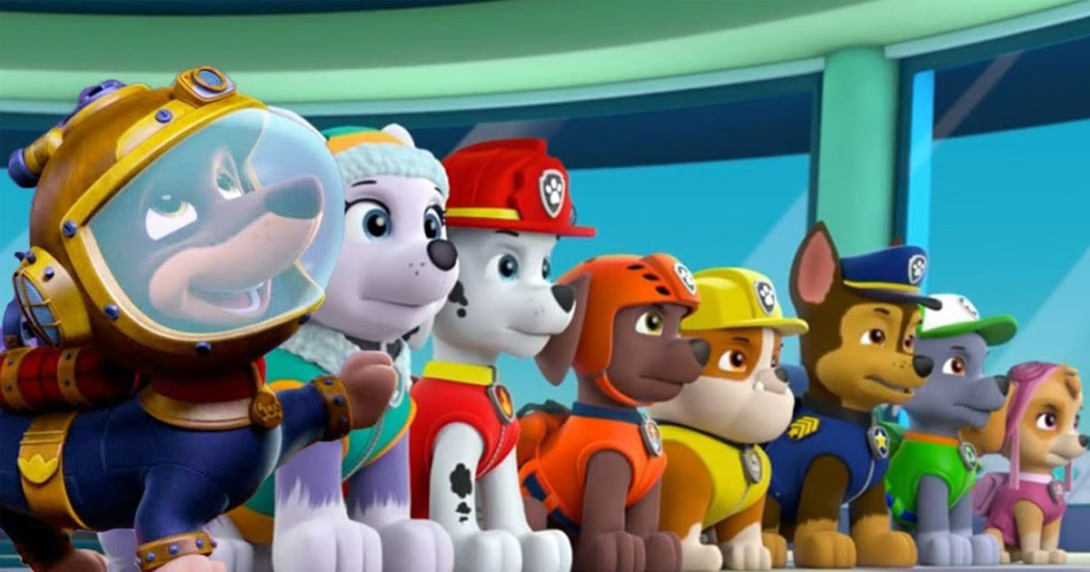 paw patrol the movie to release next year in august.jpg?resize=412,232 - Paw Patrol: The Movie To Release Next Year In August