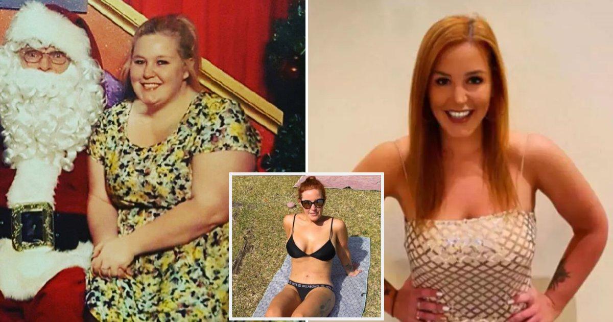 pcos8.png?resize=412,232 - Une femme a réussi à perdre 73 kilos après que son petit ami est rompu avec elle parce qu'elle était «trop grosse»