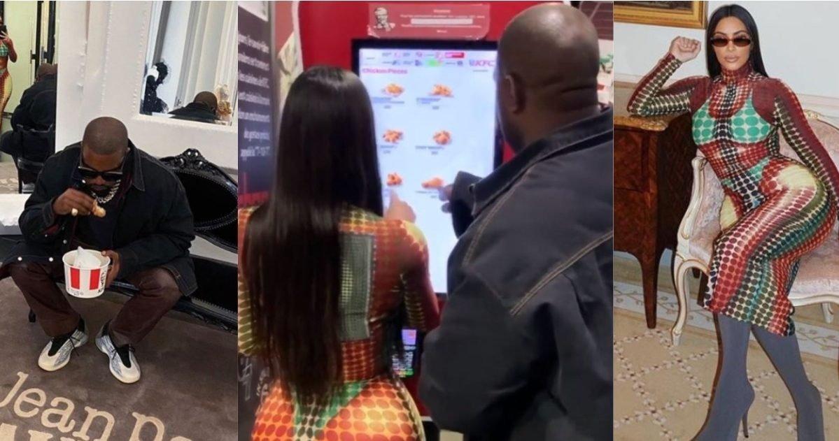 people bfmtv e1582198749643.jpeg?resize=412,232 - Vidéo : Kanye West et Kim Kardashian étaient au KFC de Strasbourg-Saint-Denis à Paris
