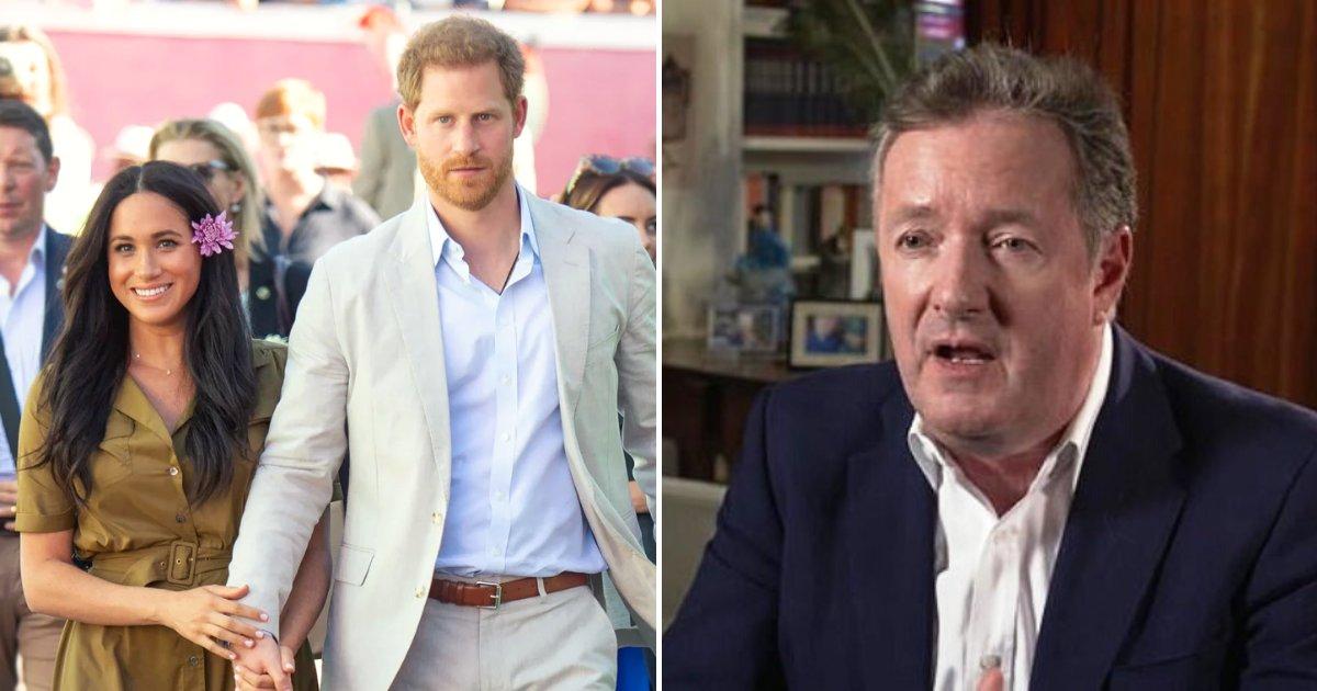 piers6.png?resize=1200,630 - TV Host Piers Morgan Branded Meghan Markle A 'Mini Royal Kardashian'