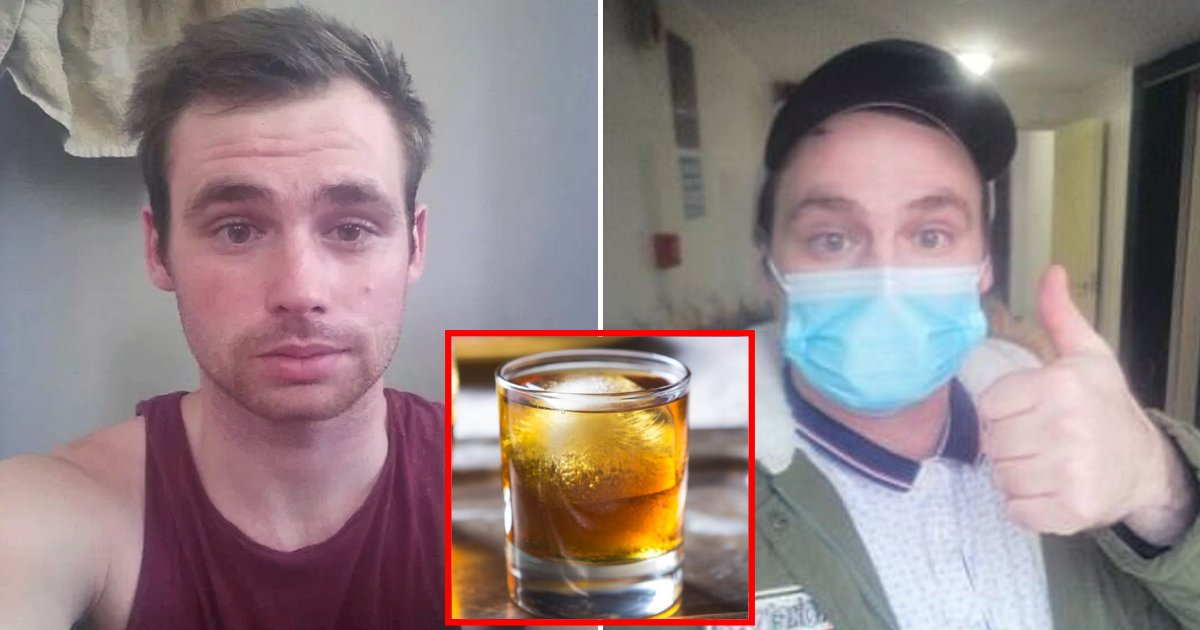 reed4.png?resize=1200,630 - Man Who Contracted Coronavirus In Wuhan Claims He Beat The Infection With Whiskey and Honey