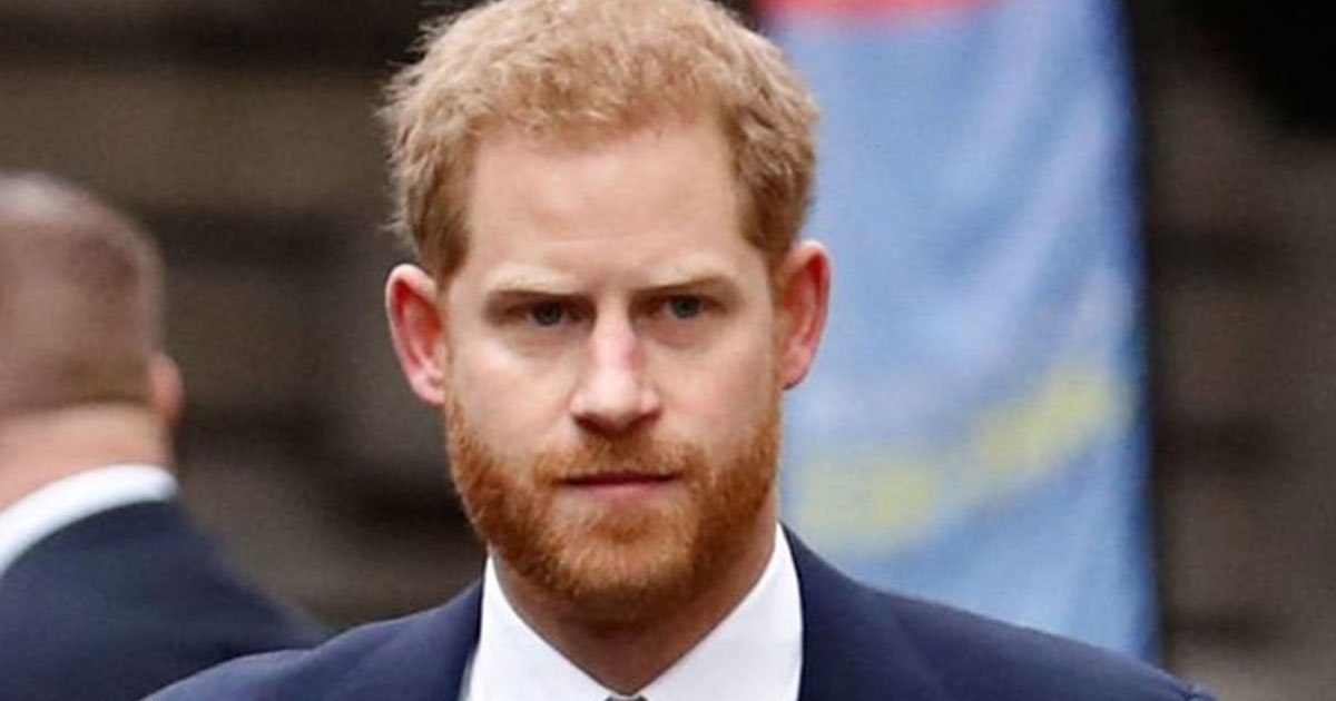 royal author harry unhappy man.jpg?resize=1200,630 - Royal Author Says Prince Harry Has Become An Unhappy Man Following His Mother's Death And Lack Of Career