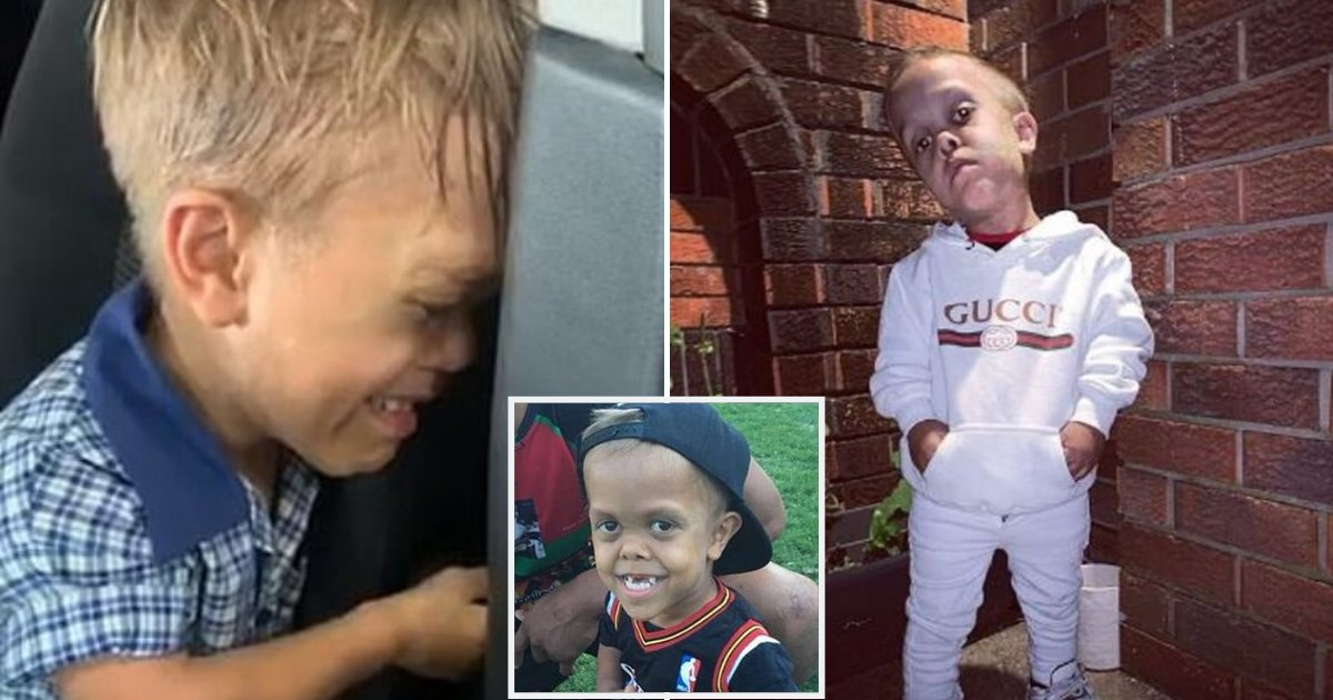 support6.png?resize=412,232 - 9-Year-Old Boy Who Was Bullied Over His Dwarfism Is Now Smiling Again And Standing Tall