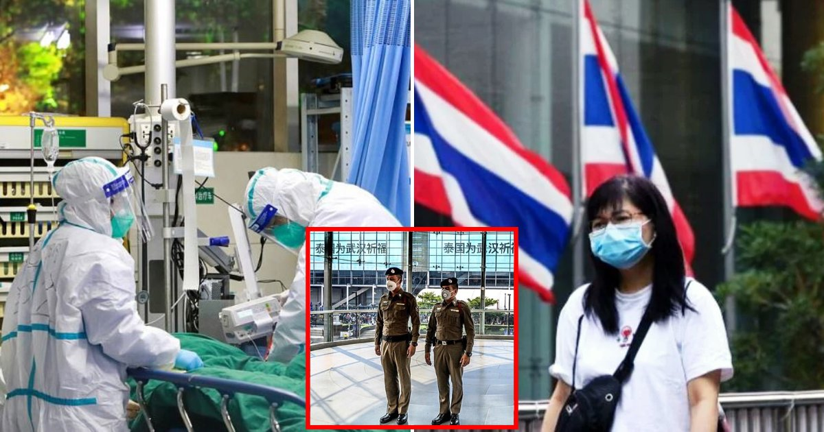 thai4.png?resize=1200,630 - Coronavirus Patient Declared 'Disease-Free' In 48 Hours After Thai Doctors Gave Mixture Of Two Antiviral Drugs