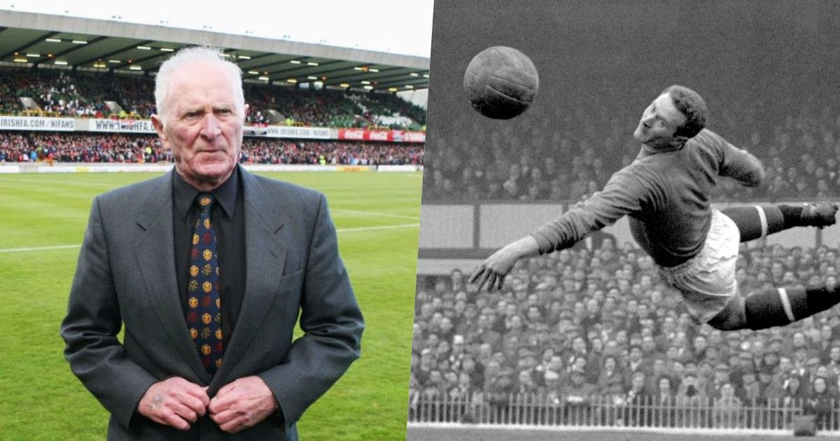 thumbnail 13.jpg?resize=1200,630 - Harry Gregg, Manchester United and Northern Ireland Goalkeeper, Passed Away Aged 87