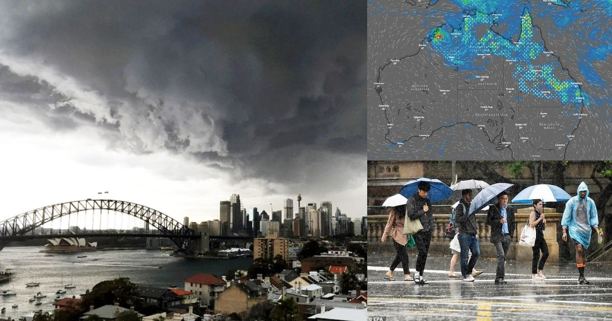 thumbnail 2.jpg?resize=1200,630 - BREAKING: Parts Of Australia Could Experience Their Heaviest Rainfall In Years As A Massive Storm Strikes